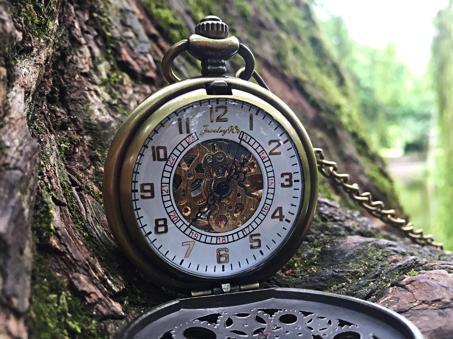 Die 10 besten derzeit erhältlichen Taschenuhren bei Amazon